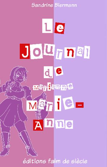 Le journal de Marie-Anne