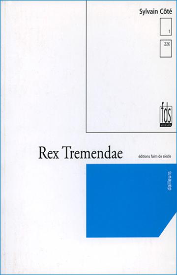 Rex Tremendae