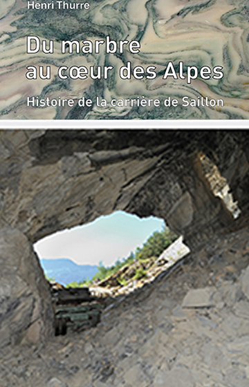 Du marbre au coeur des Alpes